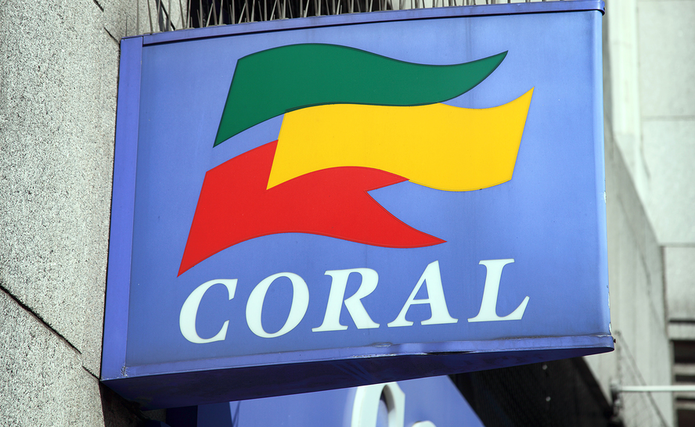 Coral High Street Bookmaker Logo