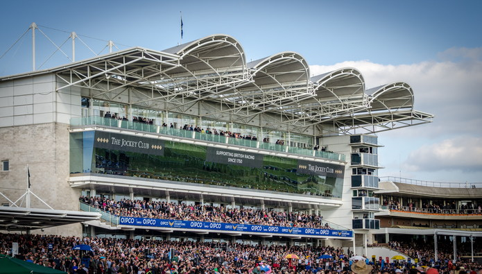Newmarket Grandstand 2000 Guineas Day