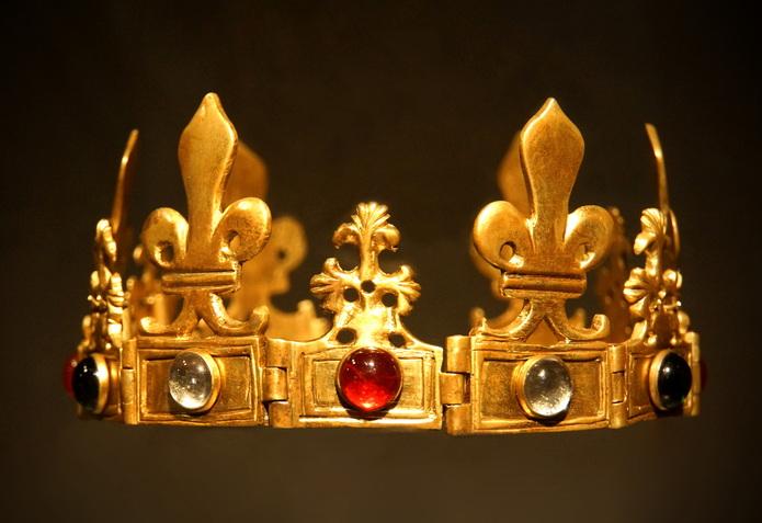 Royal Wedding Crown