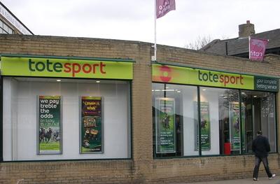 Totesport High Street Bookmaker